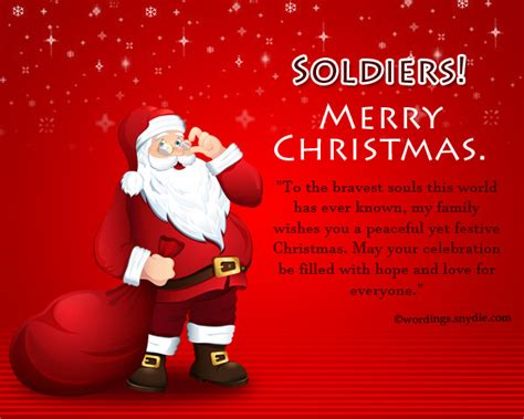christmas email  soldiers   write