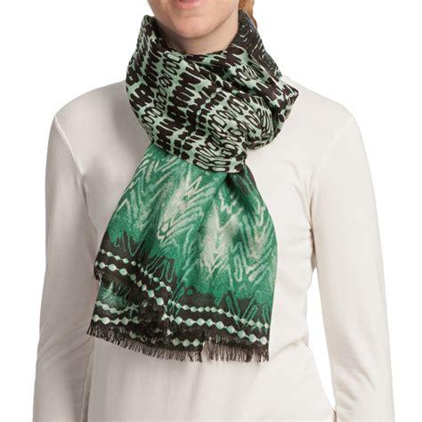 asian eye tatu scarf light wool for save 49