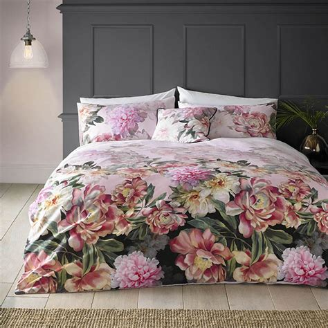 Cotton Double Duvet Cover Sets Ted Bakers New Collection In Bed With Ted The