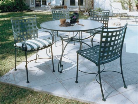 black iron table l furniture art stone outdoor top table with black iron