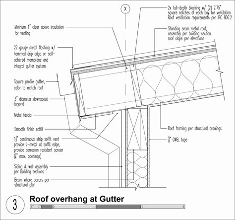 modern gutters downspouts metal roof modern roofing