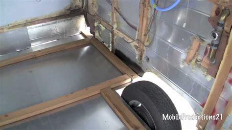 replacing garage floor