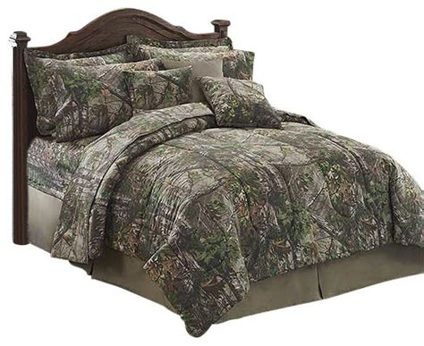 realtree xtra bedding comforter set realtree green camouflage comforter set