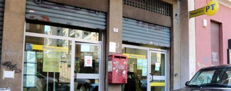 ufficio postale fermo poste tutto fermo con un impegno a bloccare il piano
