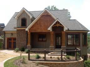 Superb Rustic House Plans #1: Rustic-house-plan-foothills-cottage.jpg