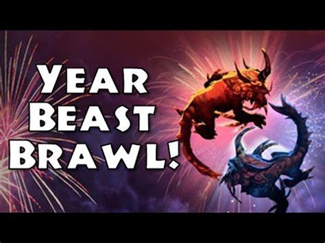 dota 2 year beast brawl wallpaper dota 2 year beast brawl 2015 gameplay commentary new b