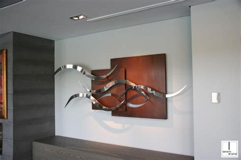 Modern Wall Sculptures by Gonzalo De Salas Sculptures And Wall Sculptures Modern