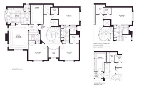 House Plans With Elevators Awesome House Plans With Elevators 14 Floor Plans With