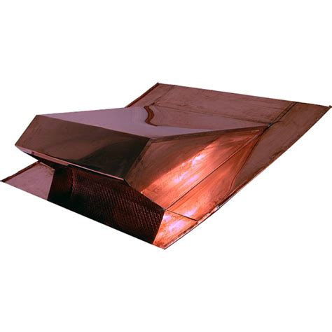 Attic Roof Vents - low profile attic roof vent