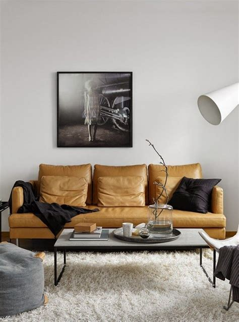 tan leather sofa decorating ideas 32 interior designs with tan leather sofa interior