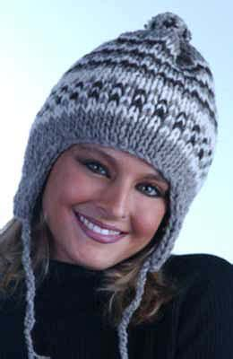 knit hat with ear flaps 15 free knitting patterns for cold weather 4 more
