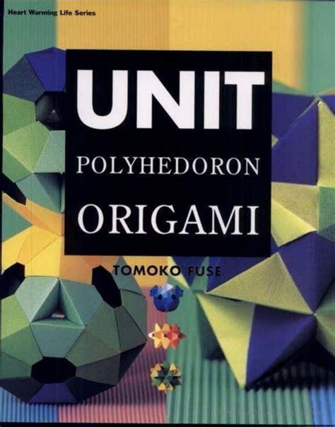 Modular Origami Book - unidade poliedro origami tomoko fuse documentos