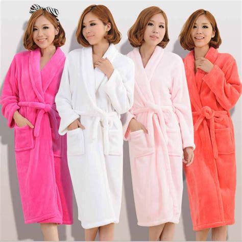 bathroom robes bath robe winter women s plus size flannel robes bathroom