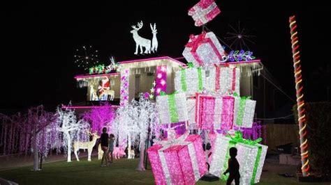full list of gold coast christmas lights 2016 gold coast