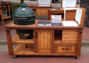 how to build a rolling cart for your grill home design