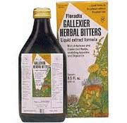 Bitter Herbs For Liver Detox by Liquid Herbal Living Bitters Gallexier Digestion Detox