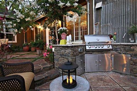 kitchen outdoor ideas outdoor kitchens outdoor kitchen ideas 10 designs to
