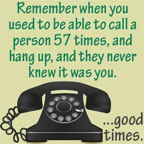 telephones  caller id missed calls october humor
