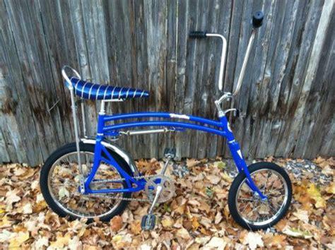 schwinn swing bike swingbike swing bike vintage muscle bike schwinn stingray