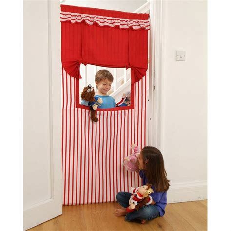 puppet curtain 32 best images about doorway puppet theatre on pinterest