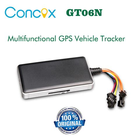 Gps Tracker Terbaik Gt06n Special Price real time tracking 2g geo fence overspeed vibration
