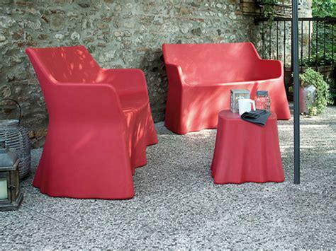 Plastic Garden Sofa by 3 Seater Plastic Garden Sofa Phantom 2 Outdoor Collection