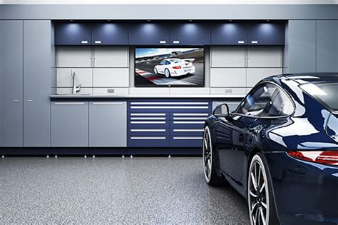 Home Design Renovation Ideas miami garage cabinet system garage storage cabinets