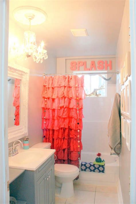 girl shower curtain set 17 best ideas about kid bathrooms on pinterest kid