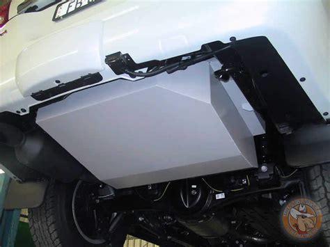 Fuel Tank Capacity Of Toyota Land Cruiser 180l Auxiliary Hi Capacity Fuel Tank The Ranger