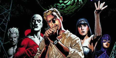 justice league dark explained    dc comics team