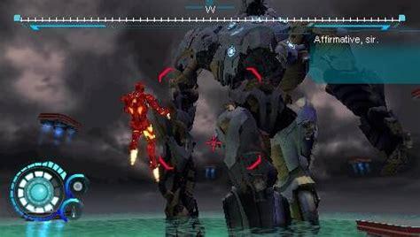 theme psp iron man iron man 2 user screenshot 4 for psp gamefaqs