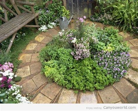 planting an herb garden circular herb garden growing herbs pinterest