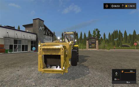 Modern Ls Header Carrier V1 For Ls17 Farming Simulator 2017 Mod