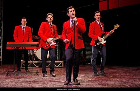 Movie Theatre Home Decor jersey boys the story of frankie valli amp the four