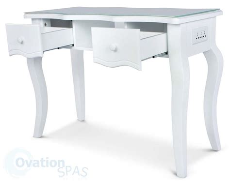 18 Best Images About Bureau Esthetique On Pinterest White Manicure Table