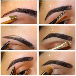 how to arch eyebrows at home how to make eyebrows at home calgary edmonton
