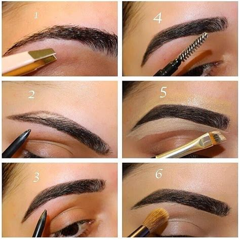 Eyebrow Eyeliner 2 how to make eyebrows at home calgary edmonton