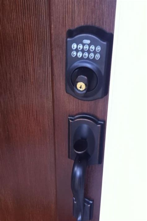 Front Door Keypad 56 Best Images About Schlage Reviews On
