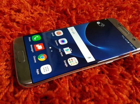 samsung galaxy s review 2016 best smartphones samsung galaxy s7 edge review says it s the best