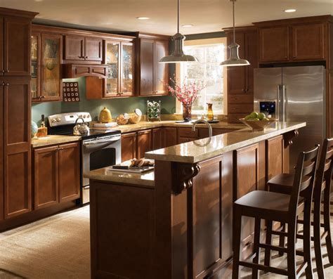 Split Level Kitchen Island Homecrest Kitchens Casa Amazonas Lancaster California