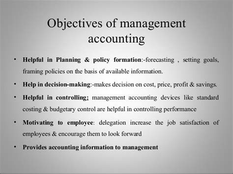 introduction cost management accounting