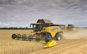 how to rent your combine harvester to farmers let s talk
