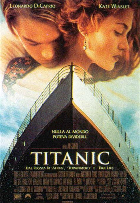 film titanic uscita evento evento news la paramount pictures la twentieth