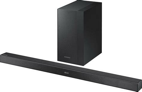 samsung hw km45c 2 1 channel 300w soundbar w wireless subwoofer ebay