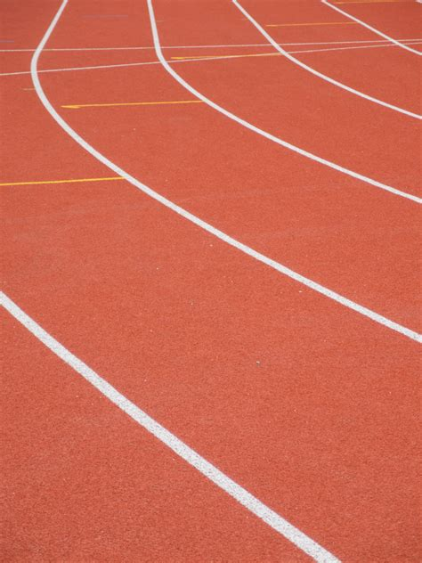 athletic track  image  libreshot