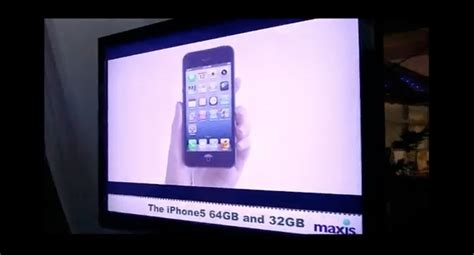 maxis iphone 5 launch at capsquare mall citizen journalists malaysia