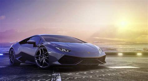 Cuatro Fondos de Pantalla de Lamborghini Especiales