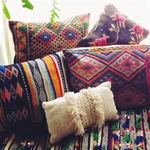 Morrocan Cushions Boho Nook By Justina Blakeney Babasouk