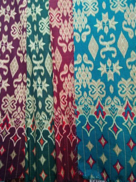 Kain Batik Kalimantan Asli 6 jual kain batik katun motif kalimantan toko textile budiono 2