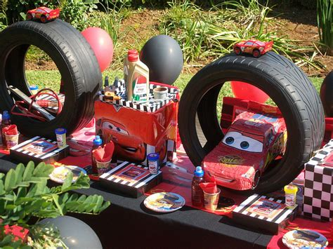 cars themed birthday ideas disney pixar cars theme birthday party idea disney every day